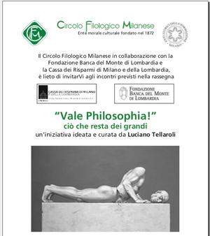 Vale Philosophia! ad ALDAI